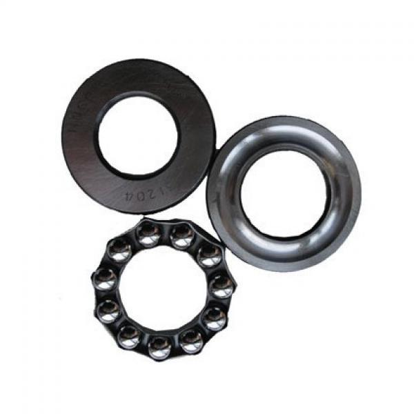 70 mm x 125 mm x 39,688 mm  FBJ 5214 angular contact ball bearings #1 image